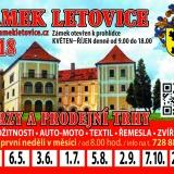 Burzy a prodejní trhy Letovice 2018