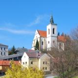Prohlídky farního kostela sv. Prokopa
