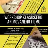 Workshop klasického animovaného filmu