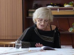 Autorské čtení - Eva Stascha