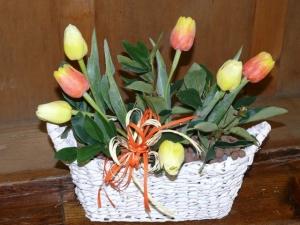 Výstava Květinové vazby