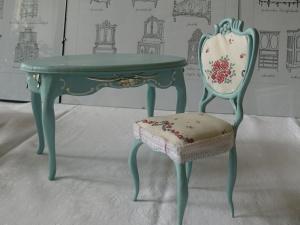 Modely historického nábytku