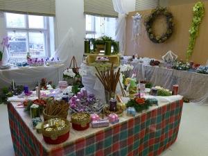 Vánoční výstava 2014