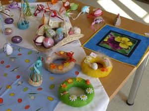 Velikonoční výstava 2015