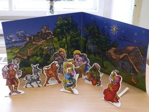 Výstava vánočních dekorací 2012