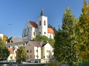Farní kostel sv. Prokopa v Letovicích