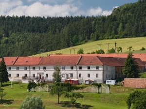 Country hotel Svitavice