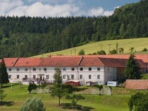 Ubytování v bývalém Country hoteul Svitavice