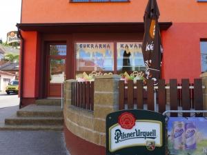 Cukrárna a kavárna Freitag, Letovice