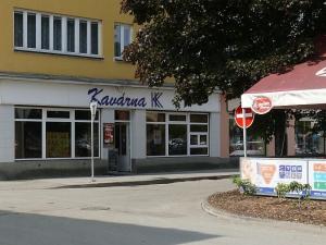 Kavárna K+K, Letovice