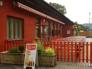 Restaurace Na koupališti, Letovice