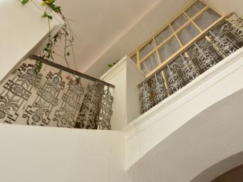 Mřížoví schodiště