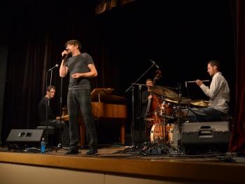 Koncert - Robert Balzar Trio + Dan Bárta