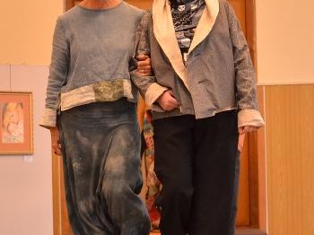 Dámský klub s módní přehlídkou 2015