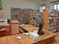 Knihovna Letovice - oddělení pro dospělé