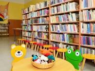 Knihovna Letovice - oddělení pro děti a mládež