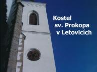 Kostel svatého Prokopa v Letovicích