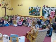 Poprvé do knihovny - beseda s Petrou Braunovou
