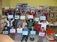 Oddělení pro děti a mládež - besedy