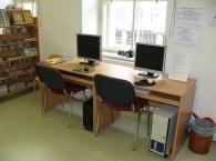 Oddělení pro děti a mládež - počítače