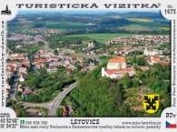 Turistická vizitka Letovice