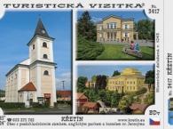 Turistická vizitka Křetín