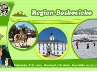 Region Boskovicko - web