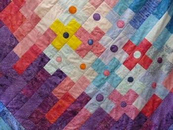 Výstava patchworku