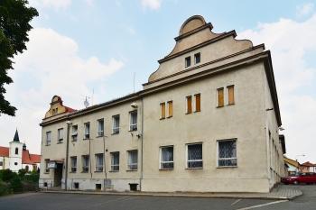 Kulturní dům na ul. Nová 71/1, Letovice