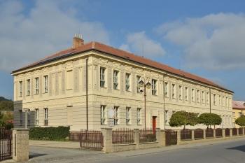 Knihovna Letovice - současné sídlo Tyršova ulice