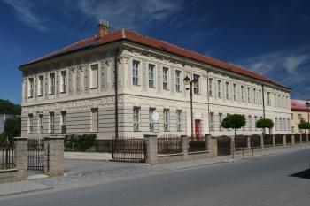 Knihovna Letovice - budova